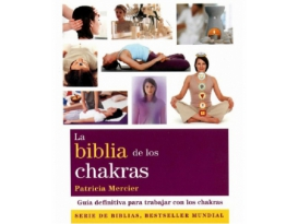 LA BIBLIA DE CHACRAS -10ud-