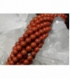 Hilo bola jaspe rojo 8mm