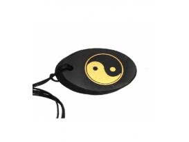 Colgante ying-yang shungita (1ud)