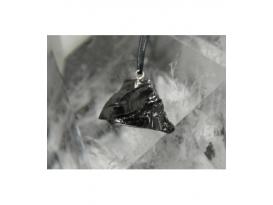 Colgante shungita cristalizada (3ud