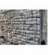 114E / FORNITURA PLATEADA TERMINAL ARANDELA  18x3mm-10 Parejas-