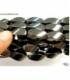 Hilo twist hematite 5x8mm