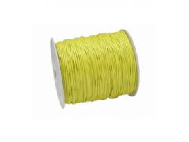 ROLLO CORDÓN AMARILLO 2mm -100mts-