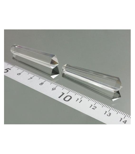 BITERMINADOS CUARZO 35 - 45mm (5ud)