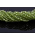 HILO LENTEJA OLIVINO 4/5mm