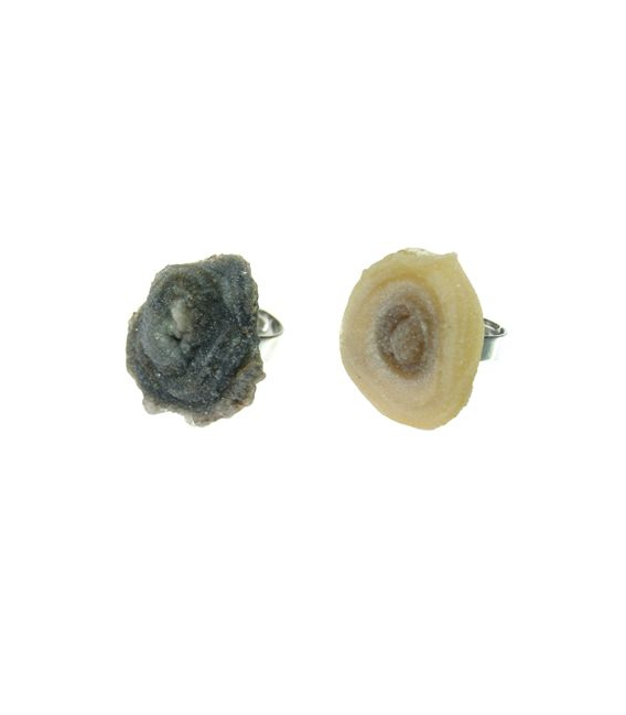 Anillo Adaptable Flor Calcedonia(5ud)