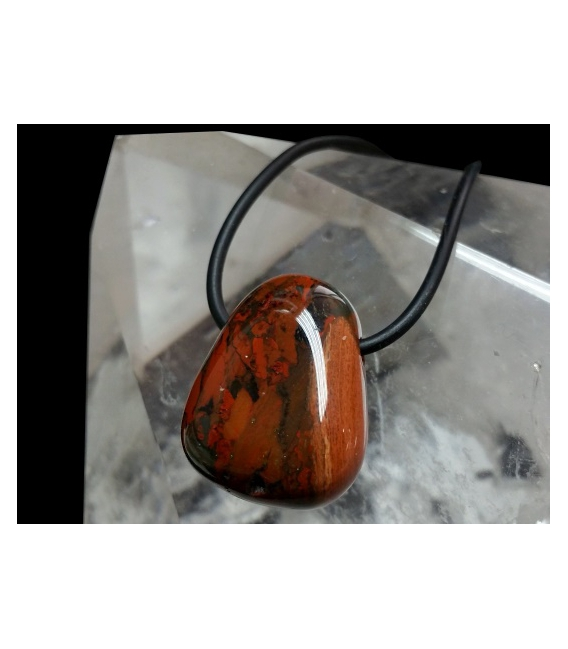 Colgante caramelito jaspe sardo(10ud)