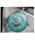 COLGANTE DONUT TURQUESA 40mm (1ud)
