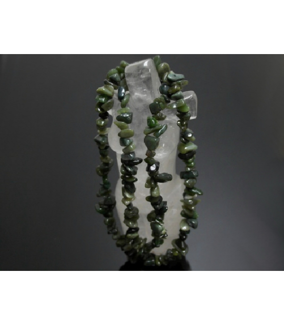 COLLAR CHIP GRANDE JADE CANADIENSE (10ud)