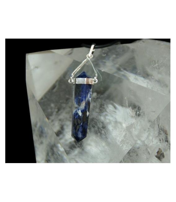 Colgante pendulo sodalita (5ud)