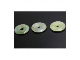 COLGANTE DONUT JADE 50mm(1ud)