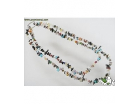 COLLAR CHIP LARGO MULTICOLOR (10ud)