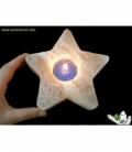 Portavela sal forma estrella (1ud)