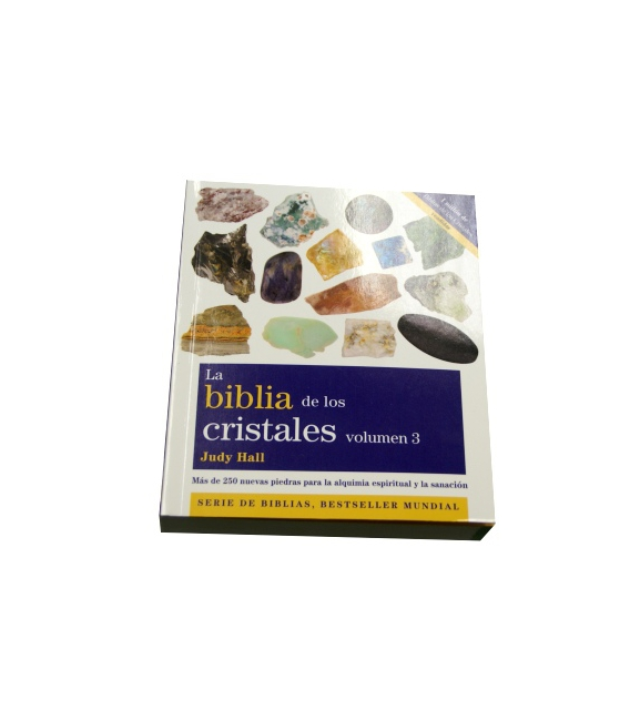 LA BIBLIA DE LOS CRISTALES VOL.3 -1ud-