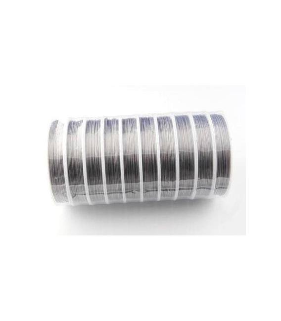 CABLE DE ACERO 0.45ML 10M (2UD)