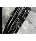 HILO TUBO 10X5MM AGATA NEGRA -1ud-
