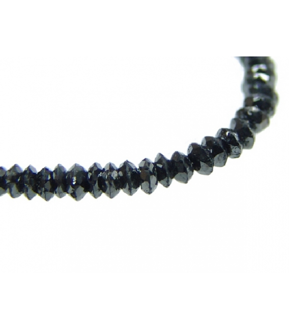 COLLAR DIAMANTE NEGRO FACETEADO