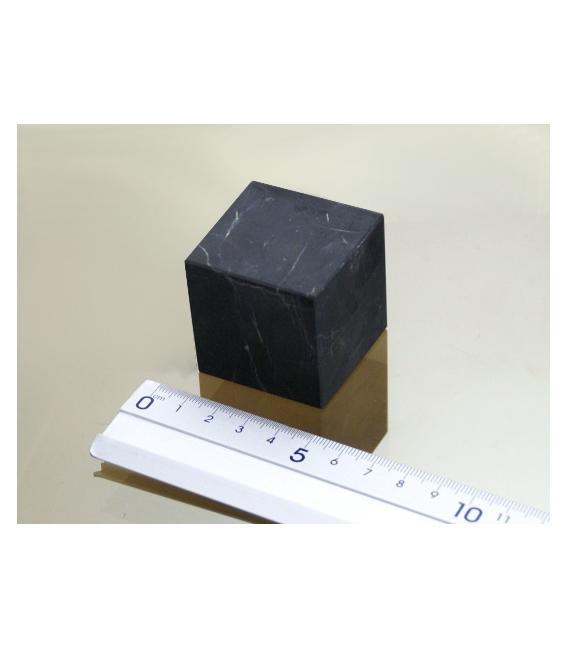 SHUNGITA CUBO NATURAL 40X40mm (1ud)