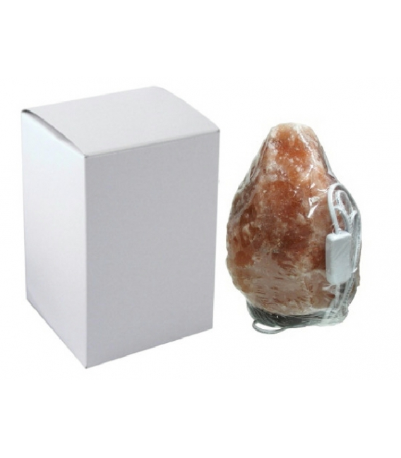 Lámpara de Sal Pequeña de 2 a 4 Kg. en caja de 60 unidades
