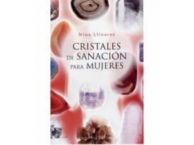 LOTE LIBRO CRISTALES DE SANACIÓN PARA MUJERES -5ud-