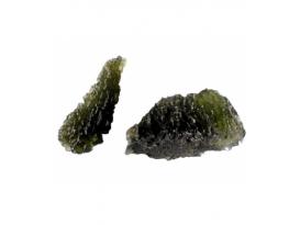 Moldavita cristalizada 30mm a 35mm (8 a 10gr)