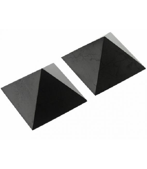SHUNGITA PIRÁMIDE 10x10cm (1ud)