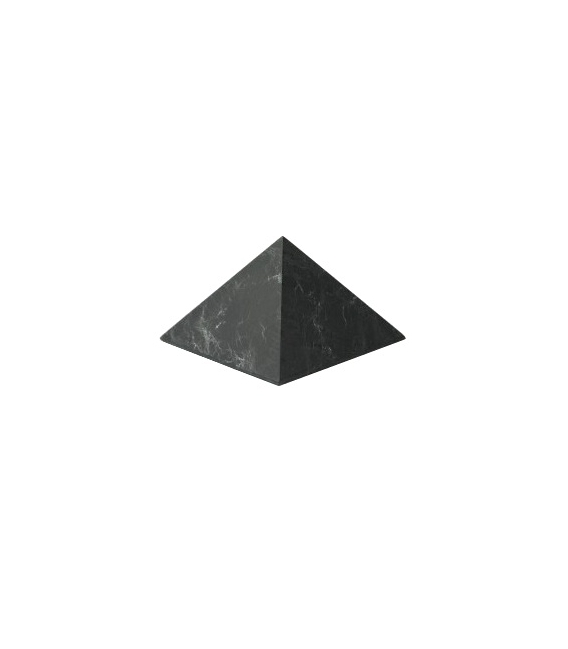 SHUNGITA PIRÁMIDE NO PULIDA 5x5cm (1ud)