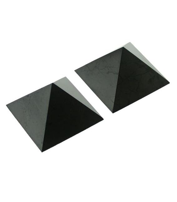SHUNGITA PIRÁMIDE 3x3cm (1ud)