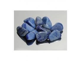 Rodado cuarzo azul 30 - 40mm  (250gr)