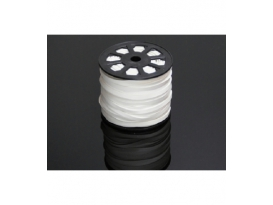 REGALIZ 6mm BLANCO -50mts-