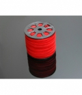 REGALIZ 6mm ROJO -50mts-