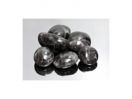 Rodado piedra luna negra 60x40mm (500gr)