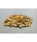 PULSERA CHIP JASPE AMARILLO (10ud)