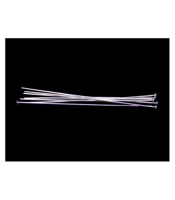 FORNITURA PLATAL ALFILER 6CM (15UD)