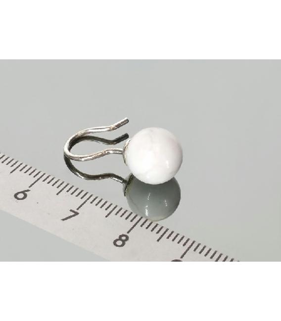 Pendiente magnesita cibeles (1par)
