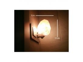 LAMPARAS SAL BLANCA BEBE (1ud)