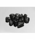 Rodado turmalina negra de 15 a 20mm (250gr)