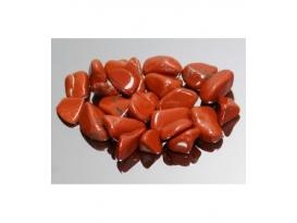 Rodado jaspe rojo de 20 a 30mm (250gr)