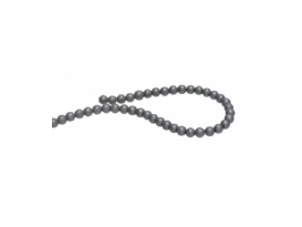 HILO HEMATITE MATE-08mm-/0098HH
