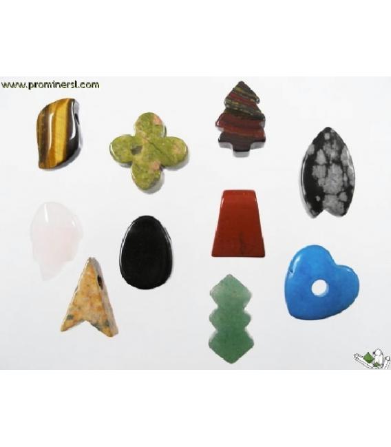 Colgante formas variadas minis (10ud)
