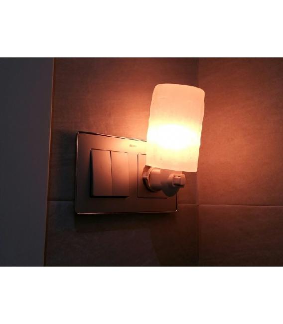 LAMPARA CILINDRO SELENITA BEBE (1ud)