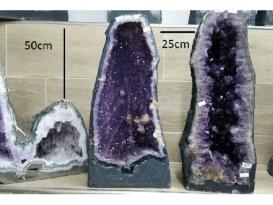GEODA AMATISTA CON CALCITA (18.100kg)