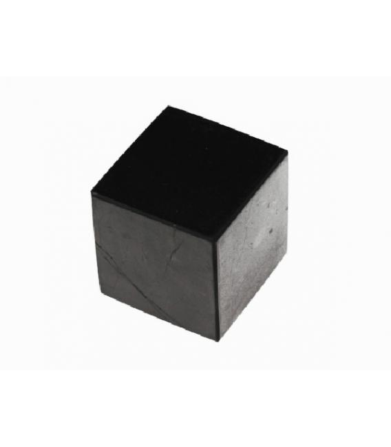 -15% SHUNGITA CUBO 4X4CM -1ud-