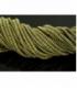 Hilo lenteja hematite color oro mate 4mm