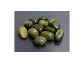 Rodado jade canadiense de 25 a 30mm (250gr)