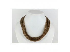 Collar rectangulos zircon