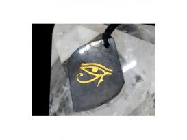 Colgante ojo horus shungita (1ud)