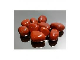 Rodado jaspe rojo de 30 a 40mm (250gr)