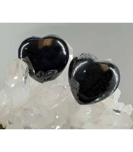 CORAZONES HEMATITE (1UD)
