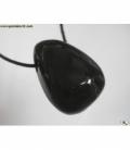 Colgante perita onix negro(5ud)